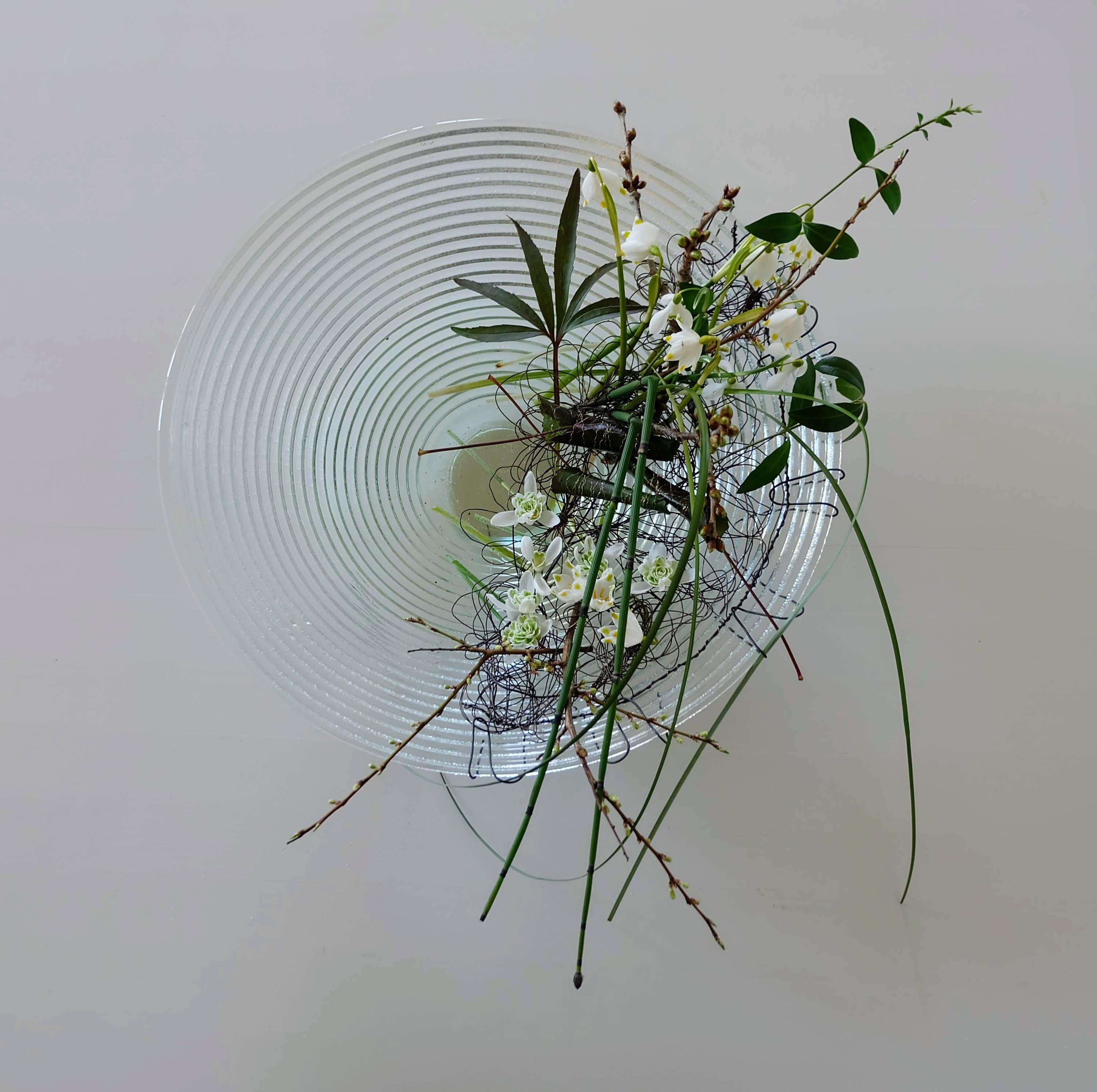 florist, floristika, Hiiumaa Ametikool, floristi kursus, lilleseade