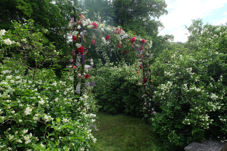 floristika, karkass, pulmakaar, hiiumaa