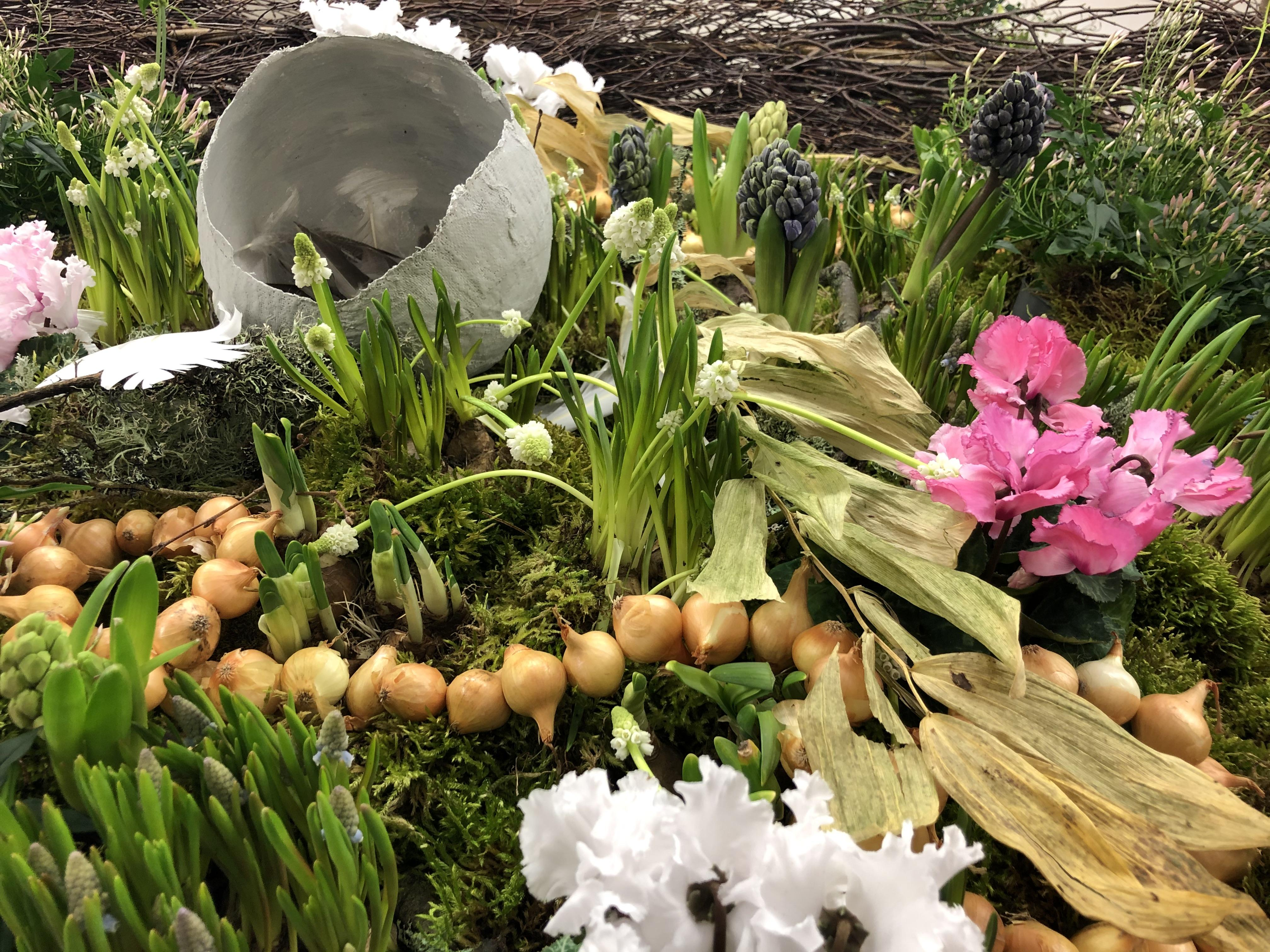 Hiiumaa Ametikooli floristide kevadseade 2021
