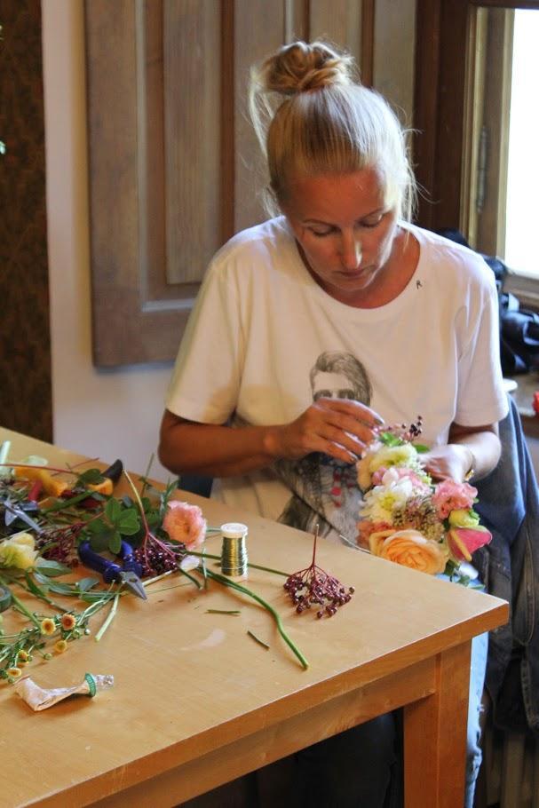 Floristide õpe Hiiumaa Ametikoolis